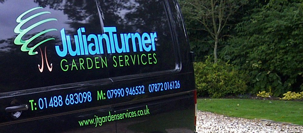 Julian Turner Garden Services, Berkshire